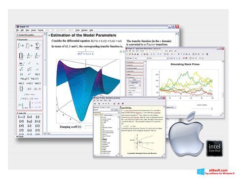 Ekran görüntüsü Maple Windows 8