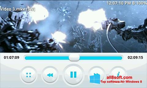 Ekran görüntüsü BSPlayer Windows 8