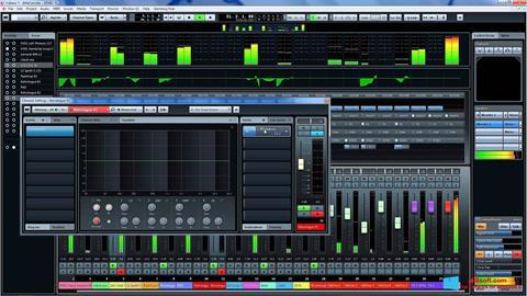 Ekran görüntüsü Cubase Windows 8