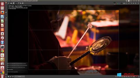 Ekran görüntüsü RawTherapee Windows 8