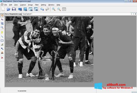 Ekran görüntüsü EasyCapture Windows 8