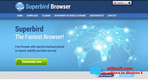Ekran görüntüsü Superbird Windows 8