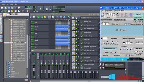 Ekran görüntüsü Linux MultiMedia Studio Windows 8