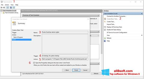 Ekran görüntüsü Punto Switcher Windows 8