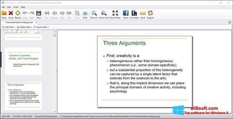 Ekran görüntüsü FileViewPro Windows 8