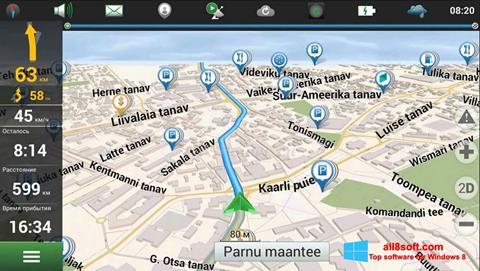 Ekran görüntüsü Navitel Navigator Update Center Windows 8