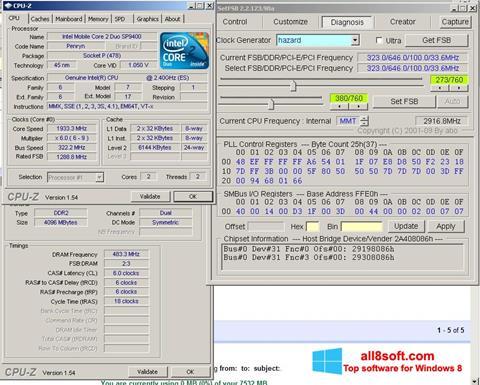 Ekran görüntüsü SetFSB Windows 8