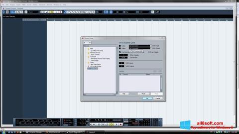 Ekran görüntüsü ASIO4ALL Windows 8