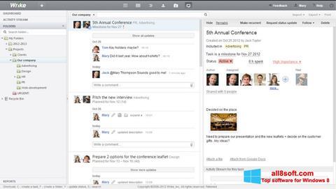 Ekran görüntüsü Project Expert Windows 8