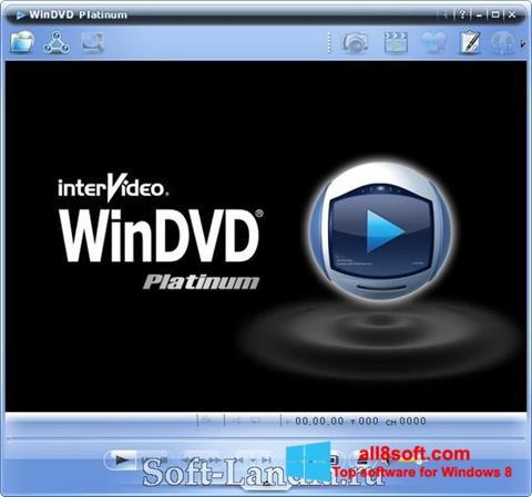 Ekran görüntüsü WinDVD Windows 8