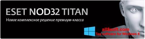 Ekran görüntüsü ESET NOD32 Titan Windows 8