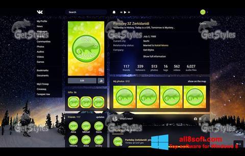 Ekran görüntüsü Get Styles Windows 8